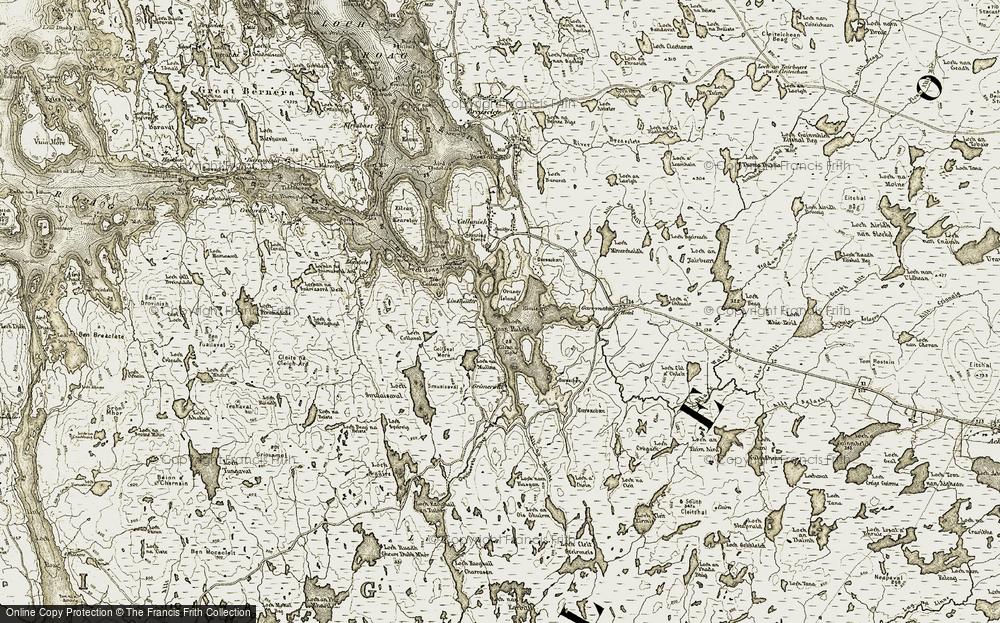 Linsiadar, 1911