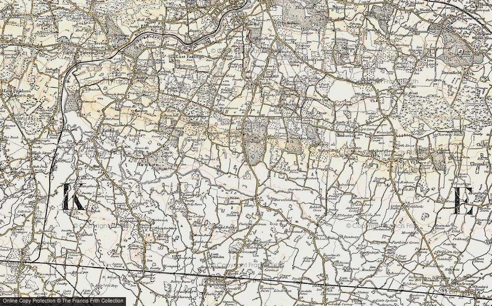 Linton, 1897-1898