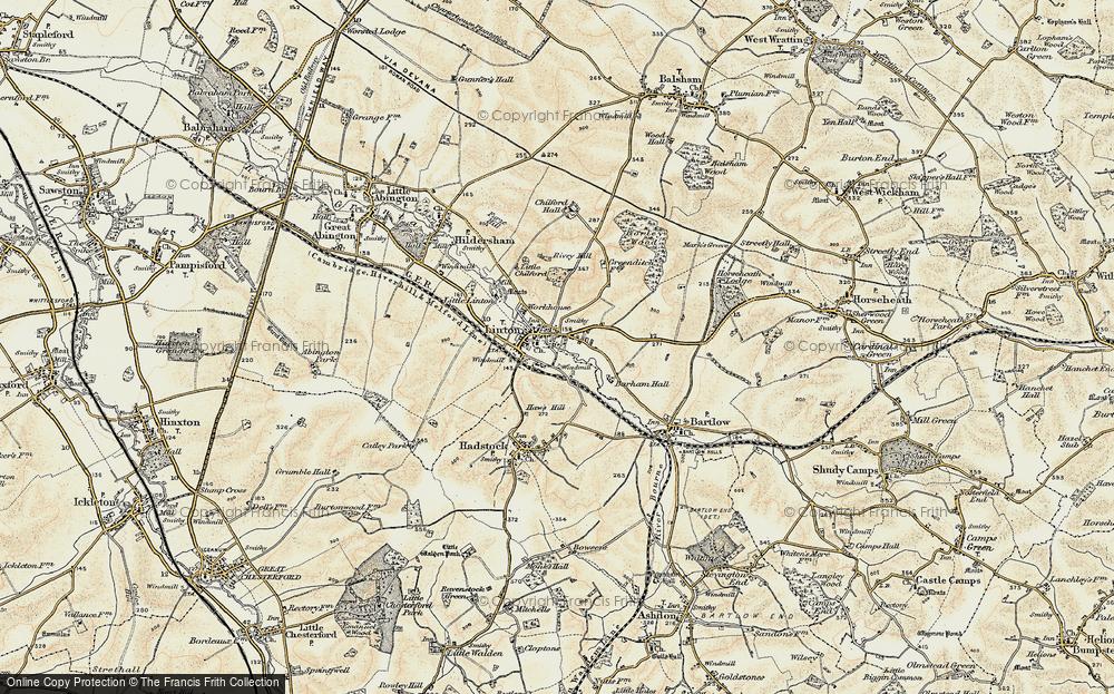 Linton, 1899-1901