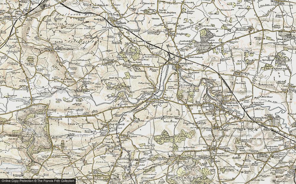 Linton, 1903-1904