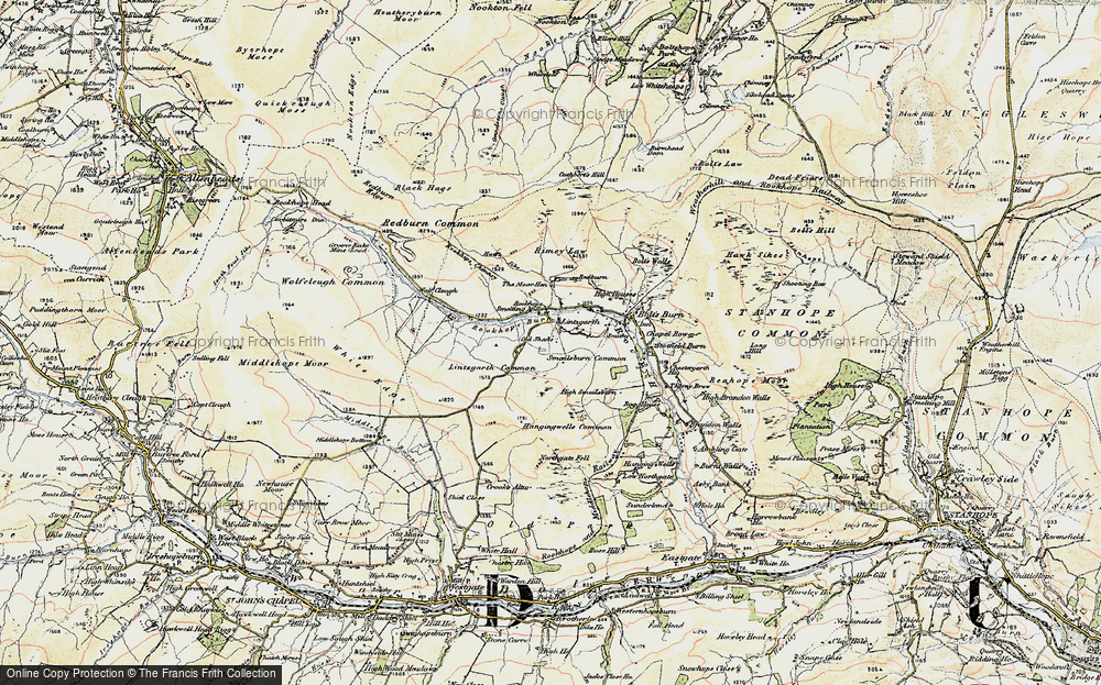 Lintzgarth, 1901-1904