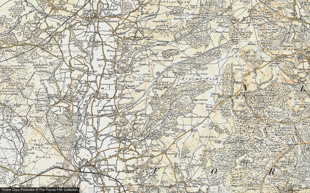 Linwood, 1897-1909