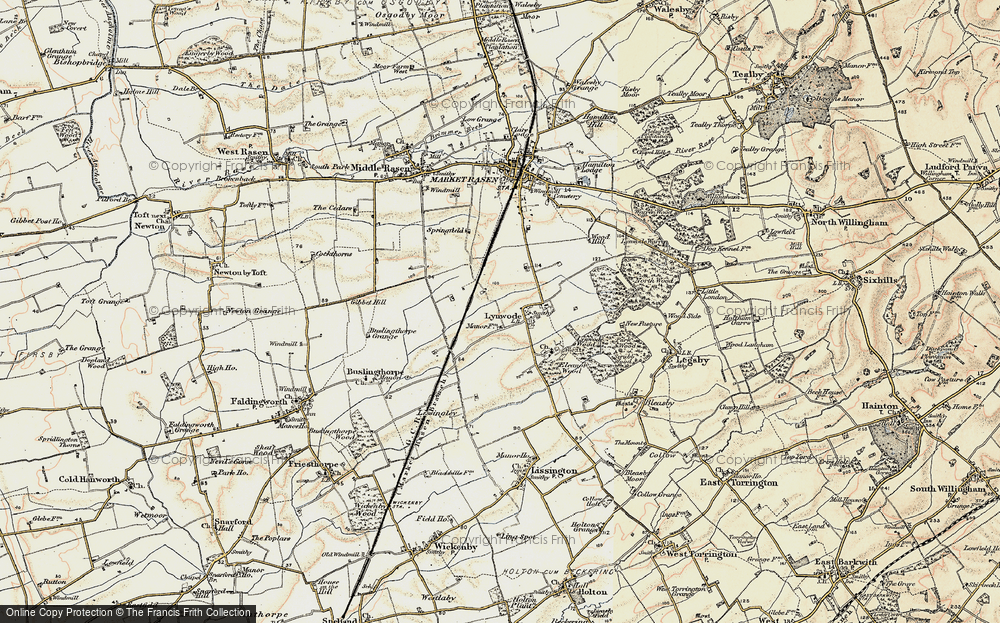 Linwood, 1903