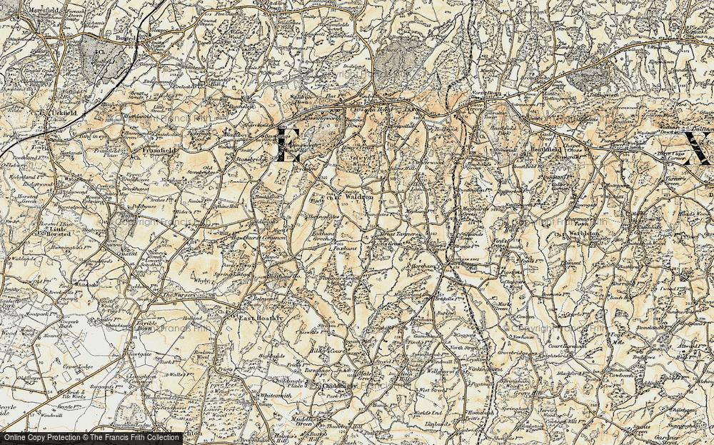 Lions Green, 1898