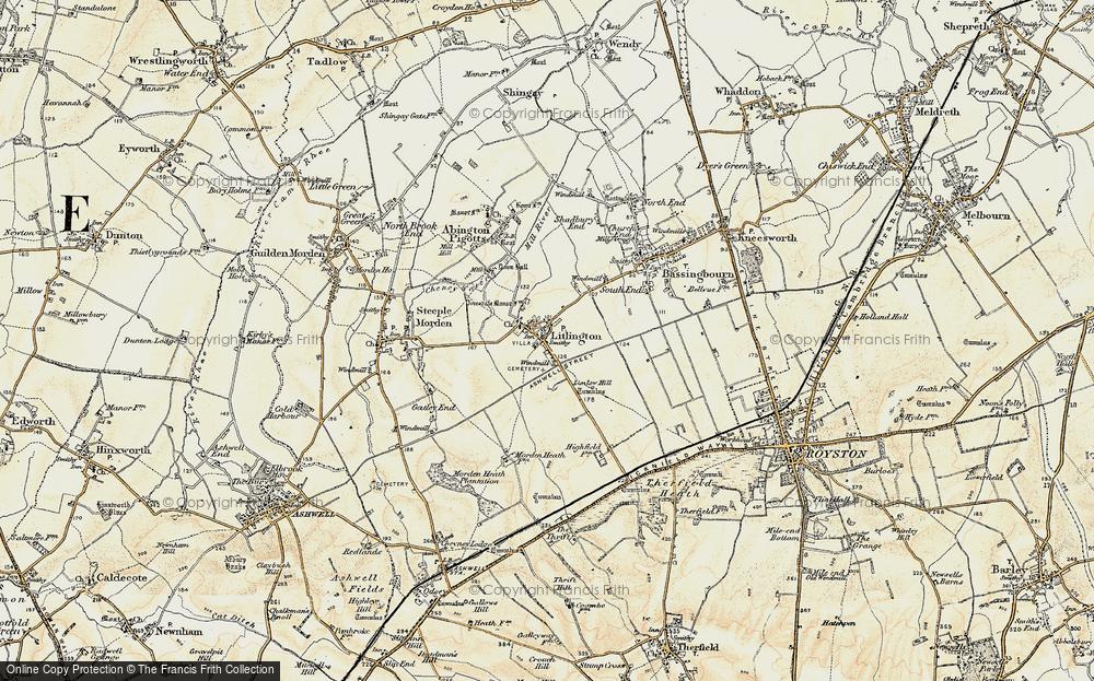 Litlington, 1898-1901