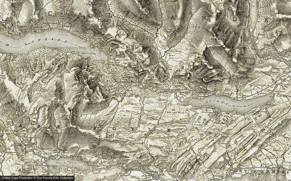 Loch Achray, 1906-1907