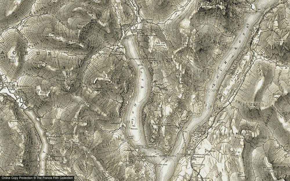 Loch Goil, 1905-1907