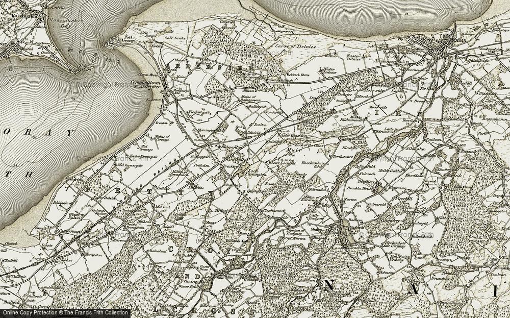 Lochside, 1911-1912