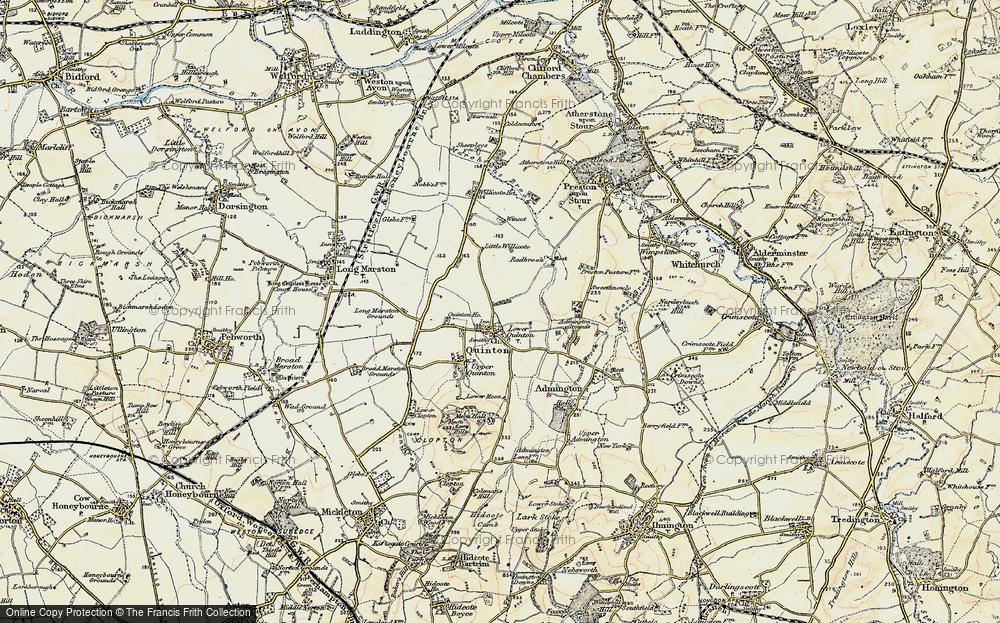 Lower Quinton, 1899-1901