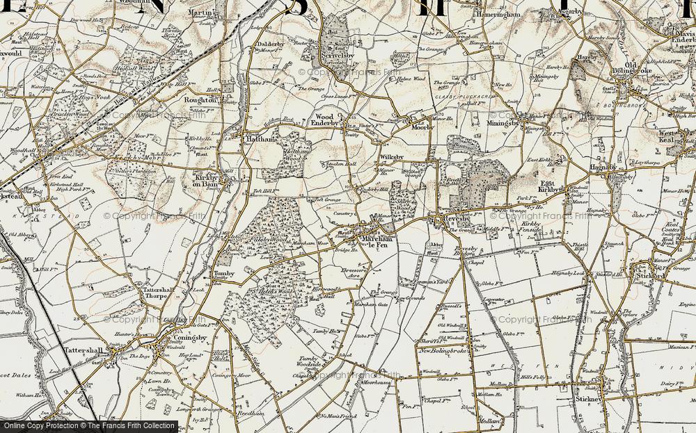 Mareham le Fen, 1902-1903
