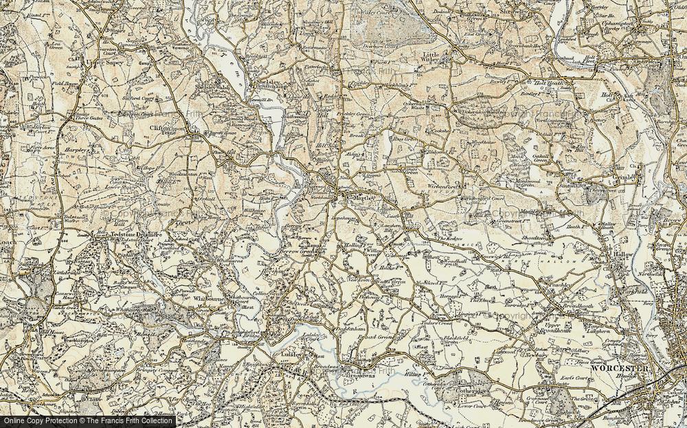 Martley, 1899-1902