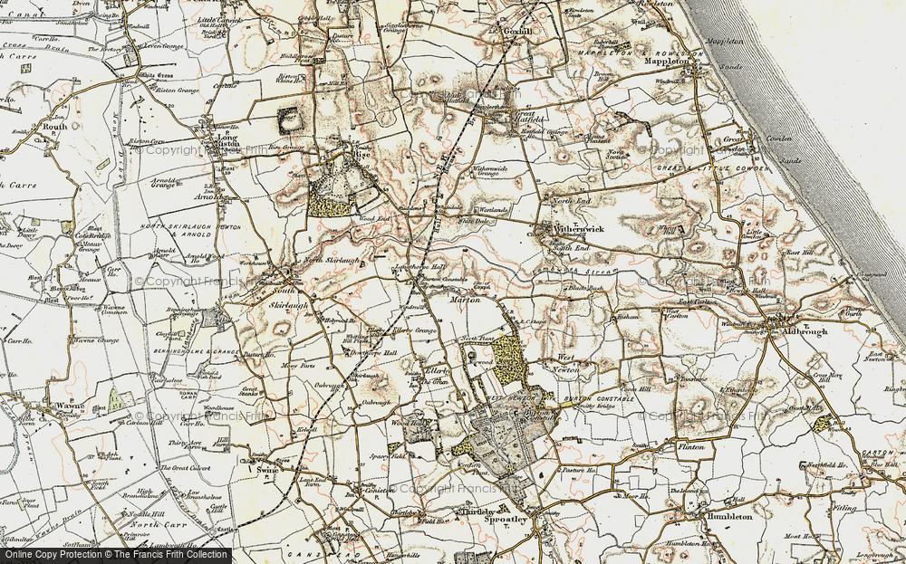 Marton, 1903-1908