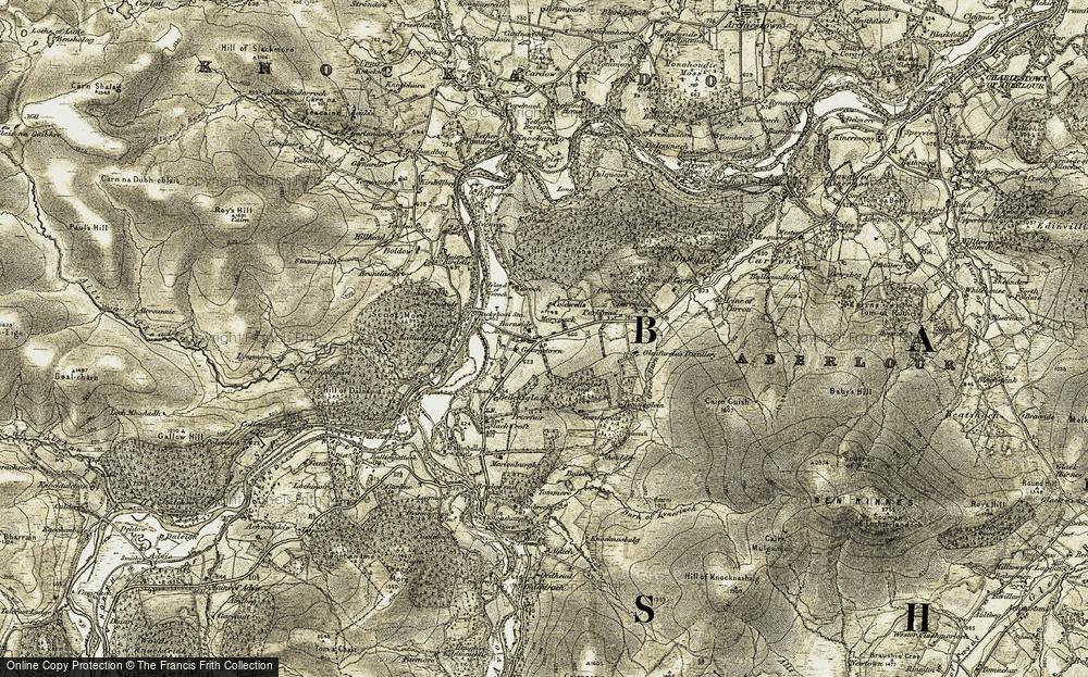 Marypark, 1908-1911