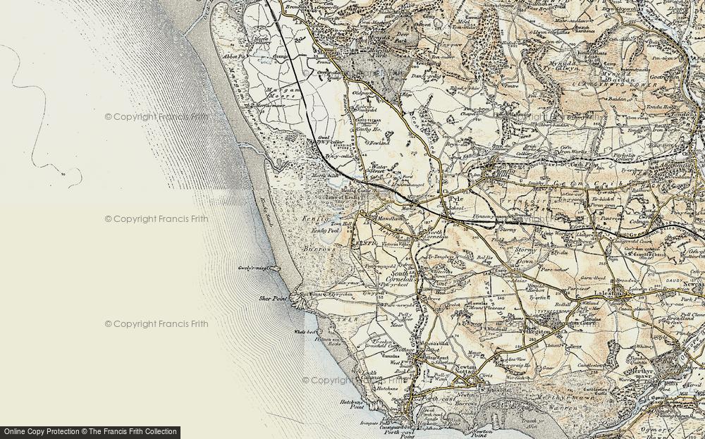 Maudlam, 1900-1901