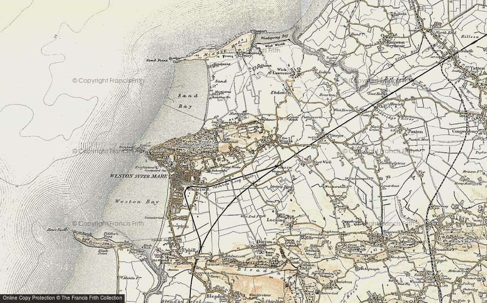Milton, 1899-1900