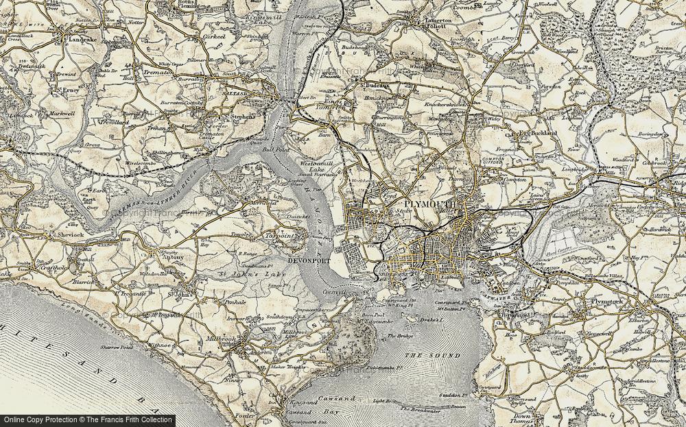Morice Town, 1899-1900