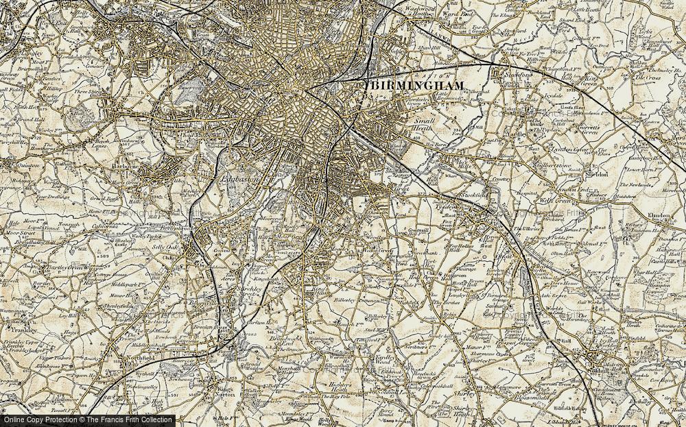 Moseley, 1901-1902