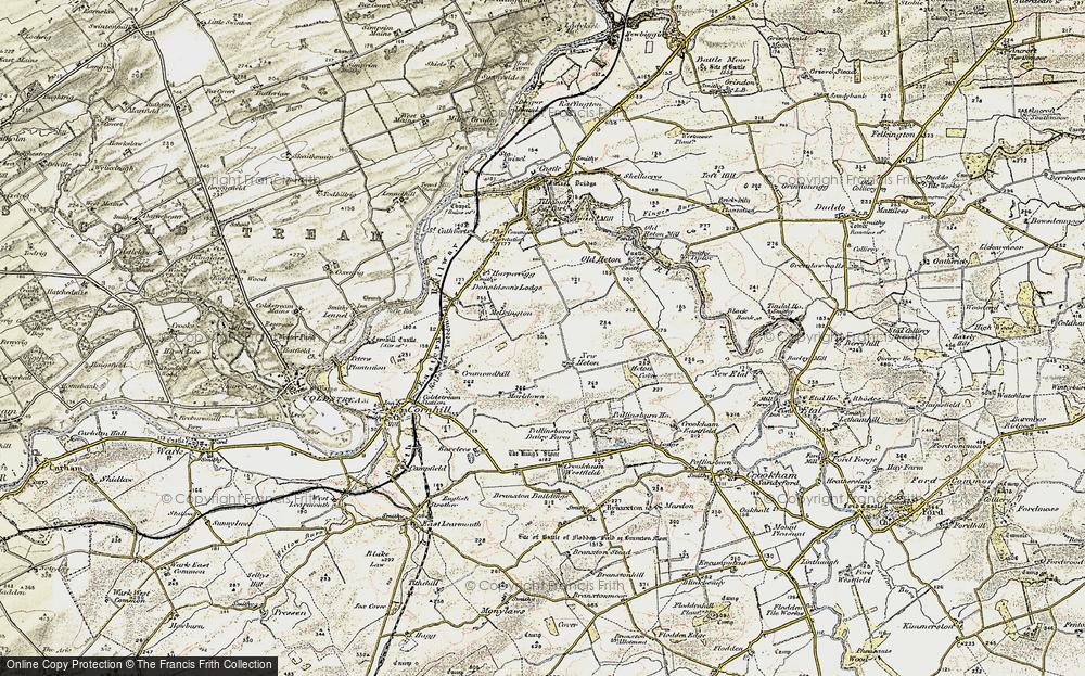 New Heaton, 1901-1904