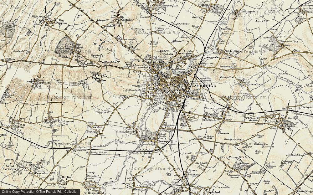 Newnham, 1899-1901