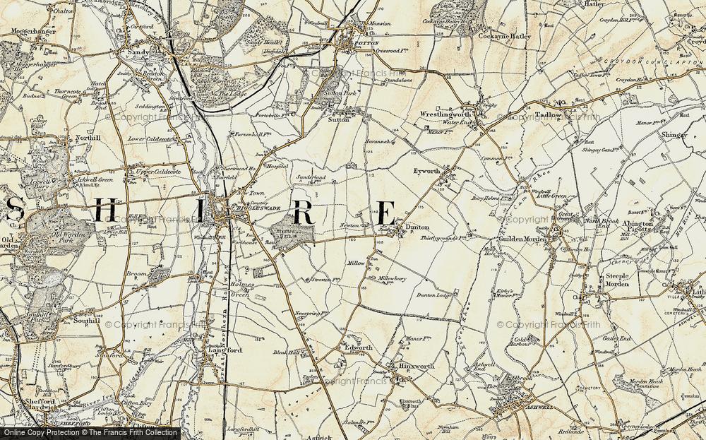 Newton, 1898-1901