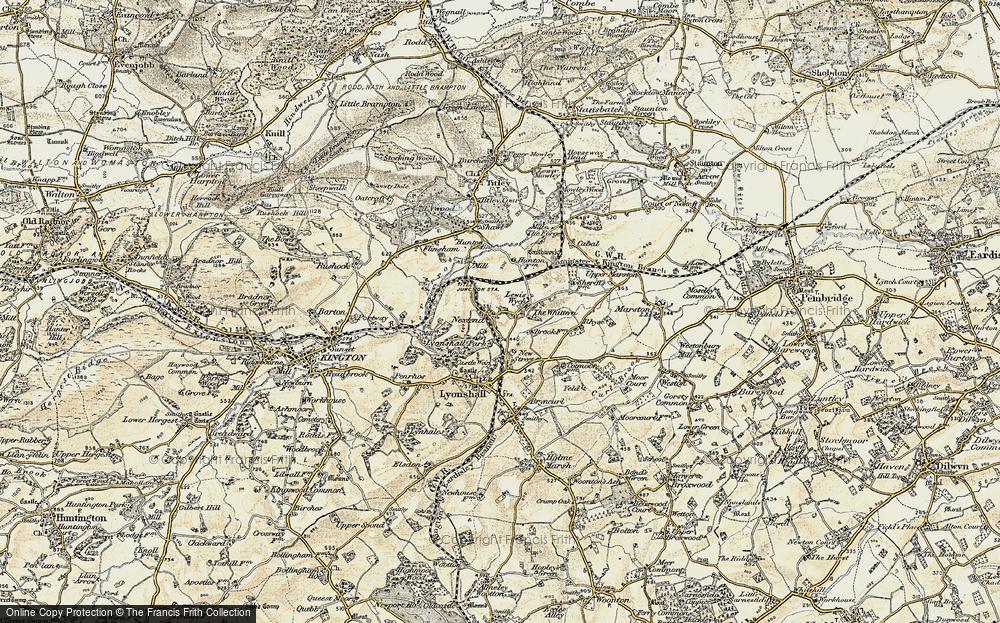 Nextend, 1900-1903