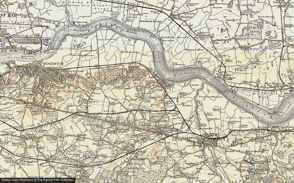 Northumberland Heath, 1898