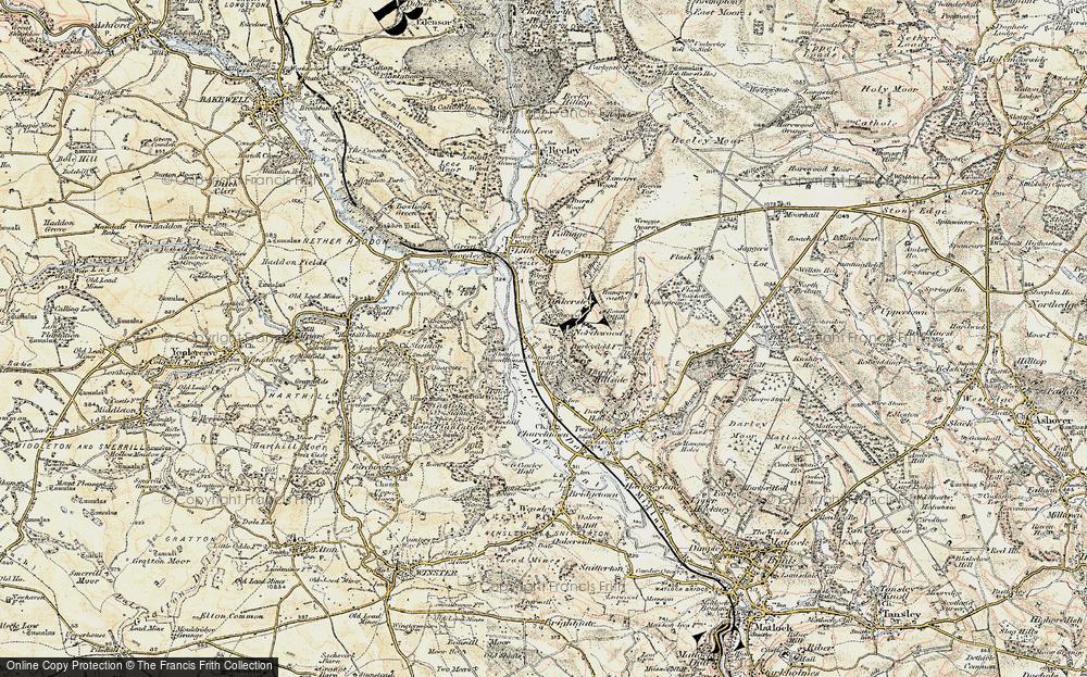 Northwood, 1902-1903