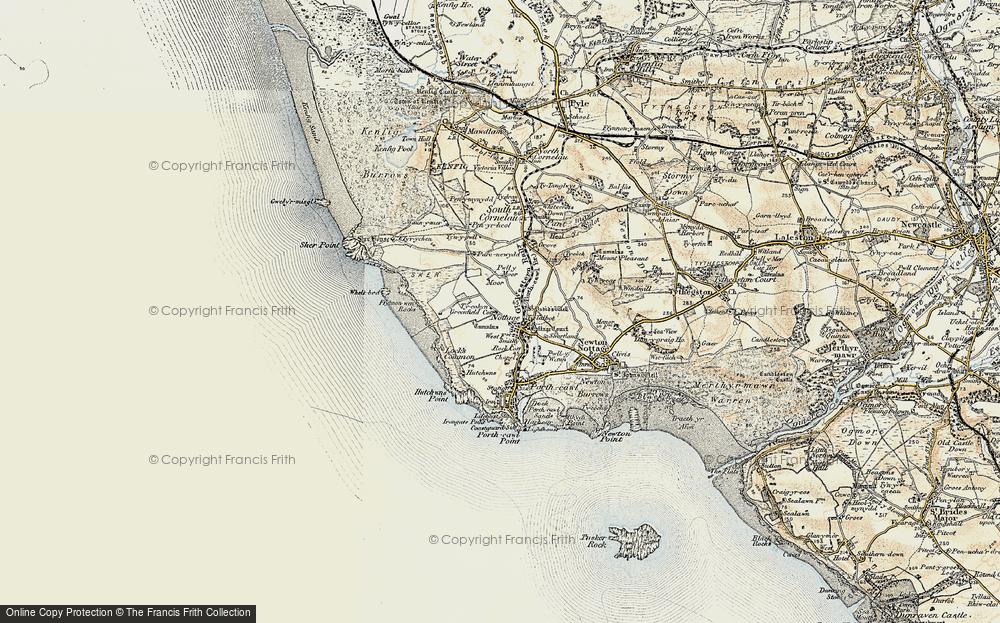 Nottage, 1900-1901