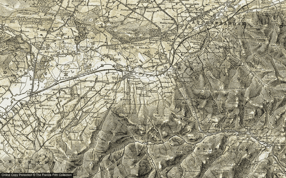 Ogilvie Castle, 1906-1908