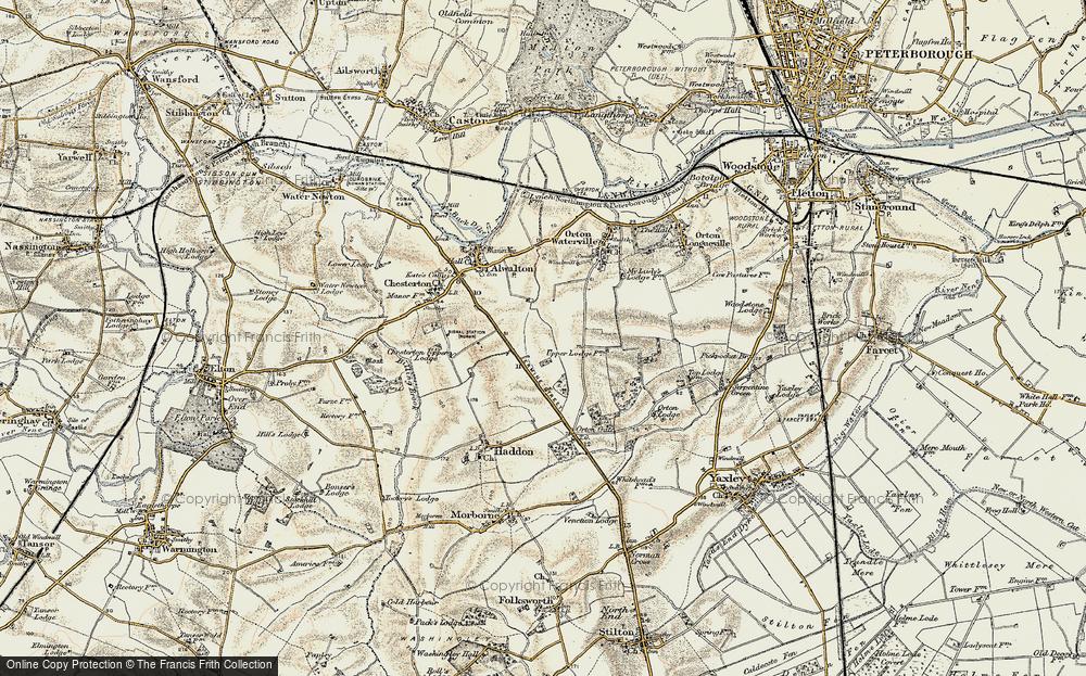 Orton Southgate, 1901-1902