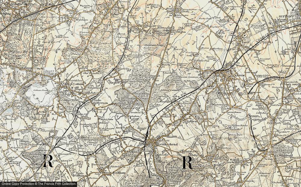 Pachesham Park, 1897-1909