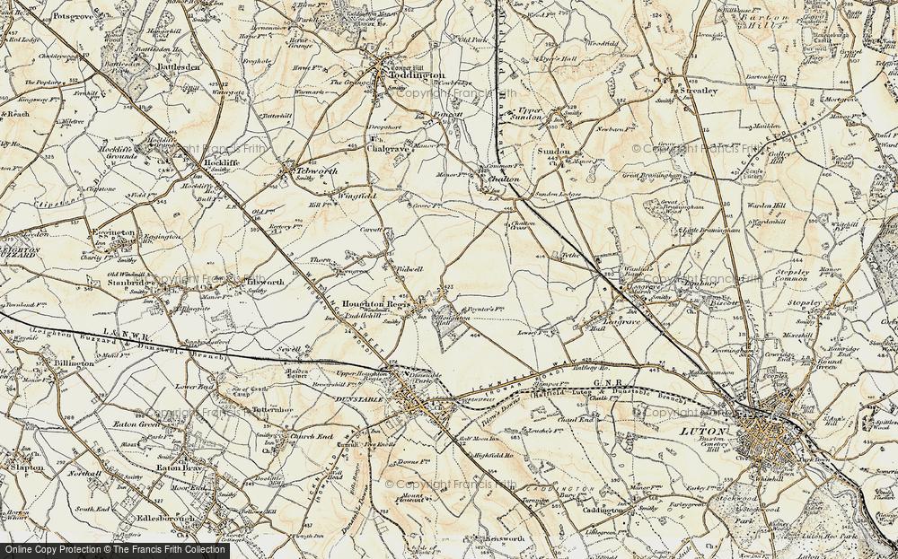 Parkside, 1898-1899