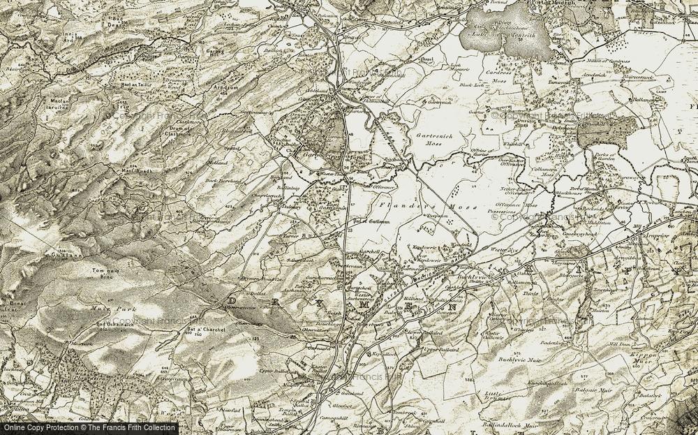 Peel of Gartfarran, 1904-1907