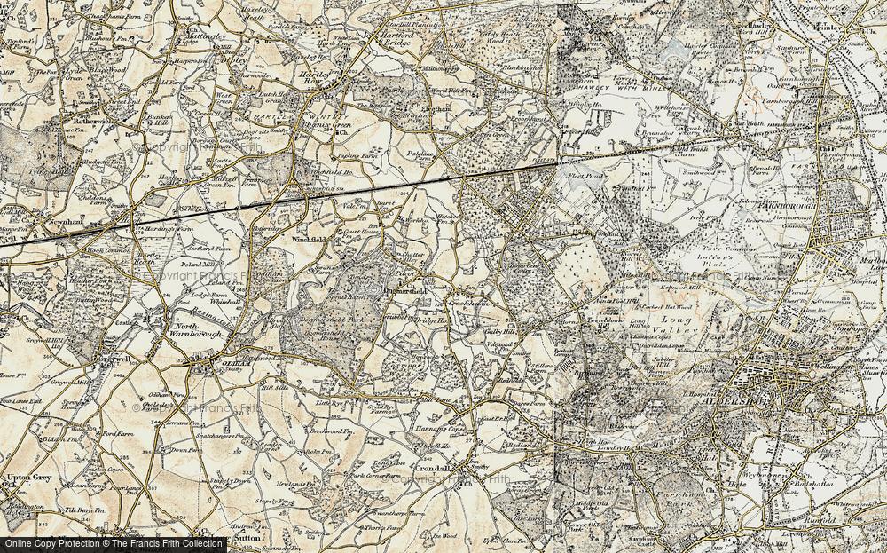 Pilcott, 1898-1909
