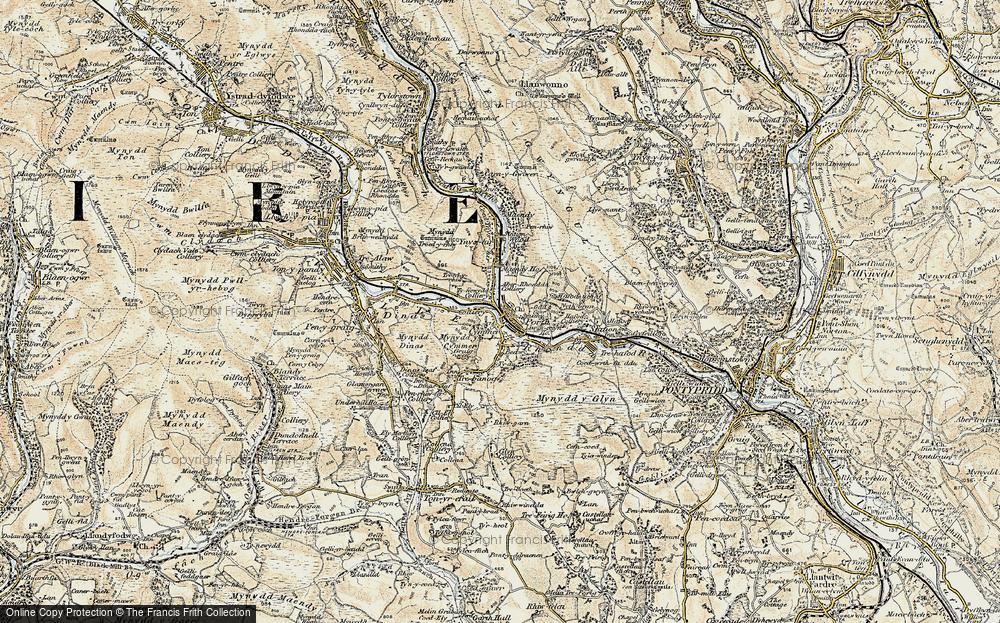 Porth, 1899-1900