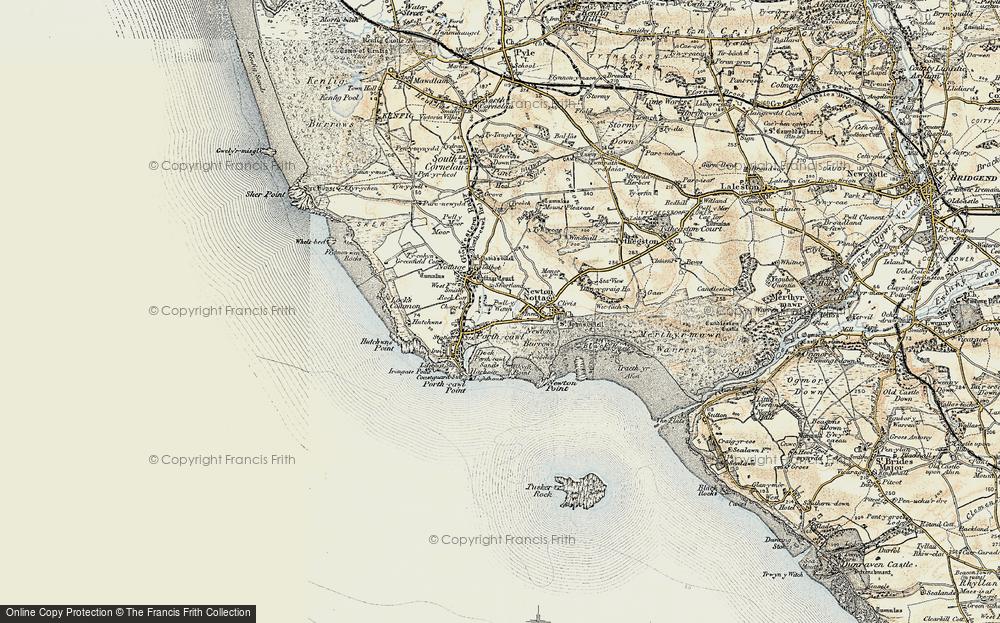 Porthcawl, 1900-1901
