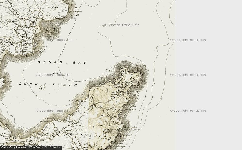 Portnaguran, 1909-1911