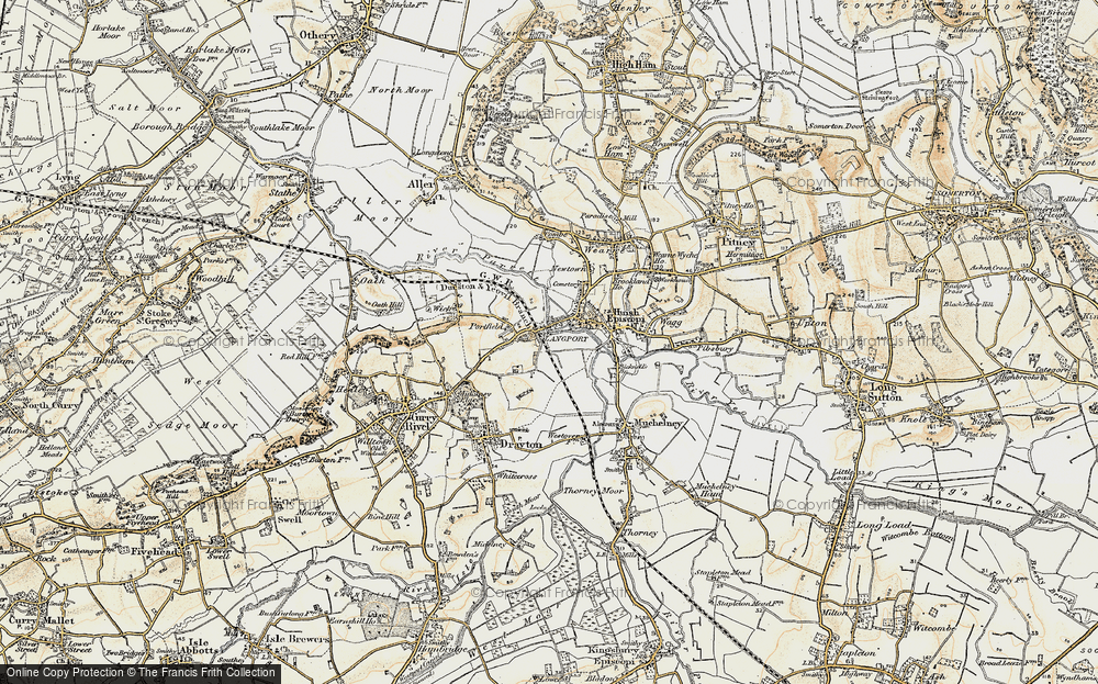 Portway, 1898-1900