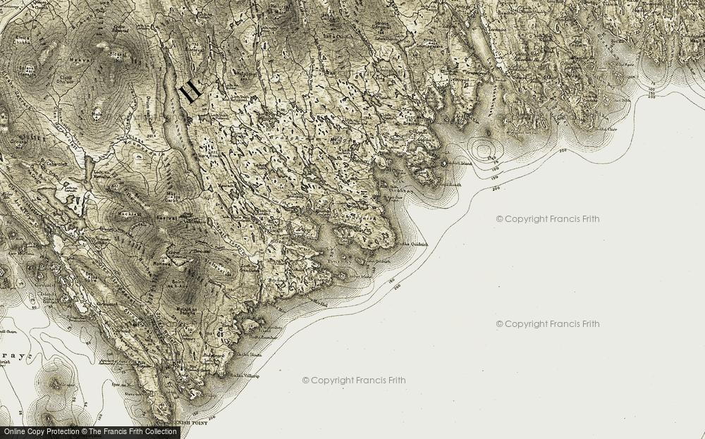 Quidinish, 1908-1911