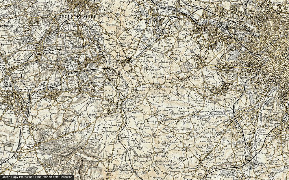 Quinton, 1901-1902
