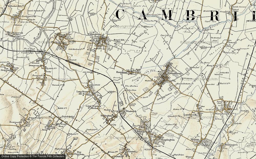 Rampton, 1901
