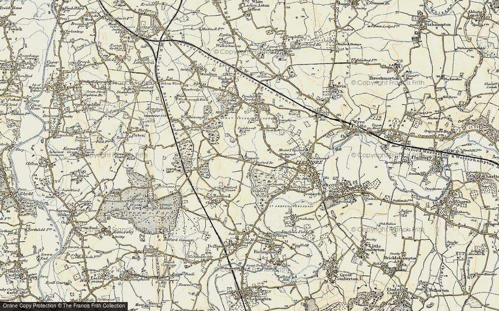 Ramsden, 1899-1901
