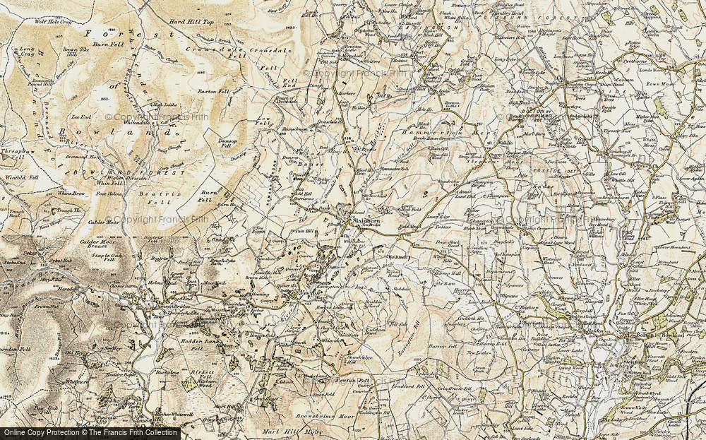 Ribble Valley, 1903-1904