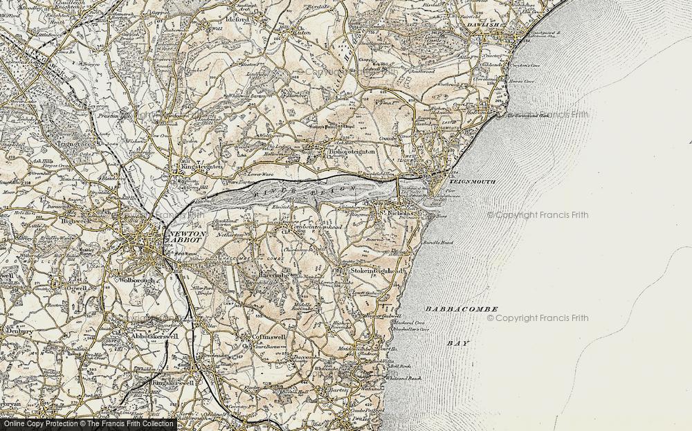 Ringmore, 1899