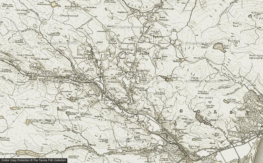 Rogart, 1910-1912