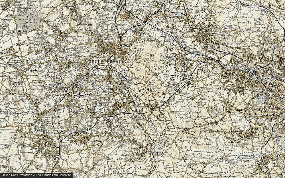 Rowley Regis, 1902