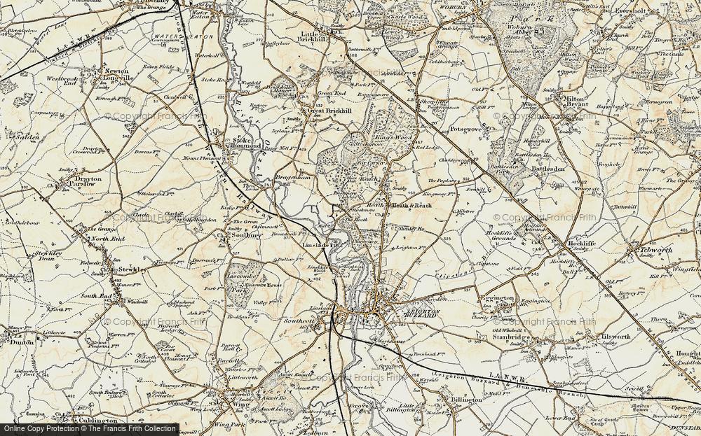 Rushmere, 1898-1899