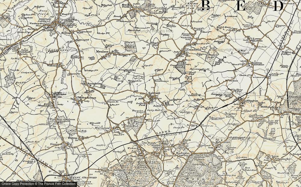 Salford, 1898-1901