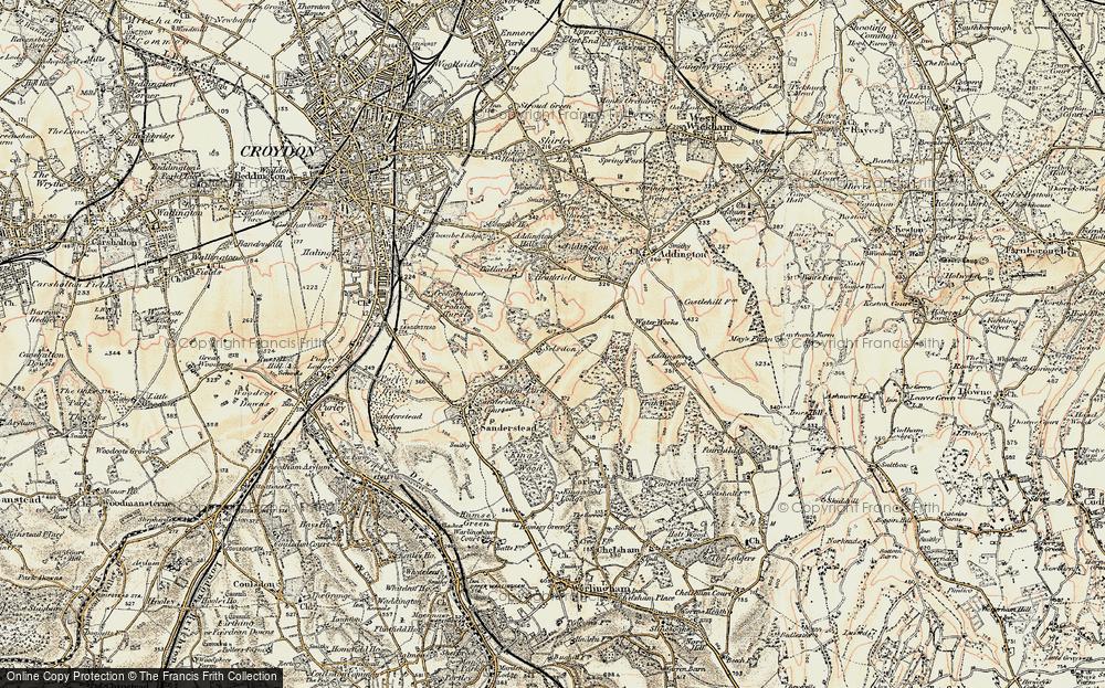 Selsdon, 1897-1902
