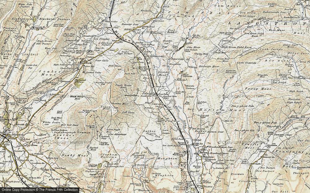 Selside, 1903-1904